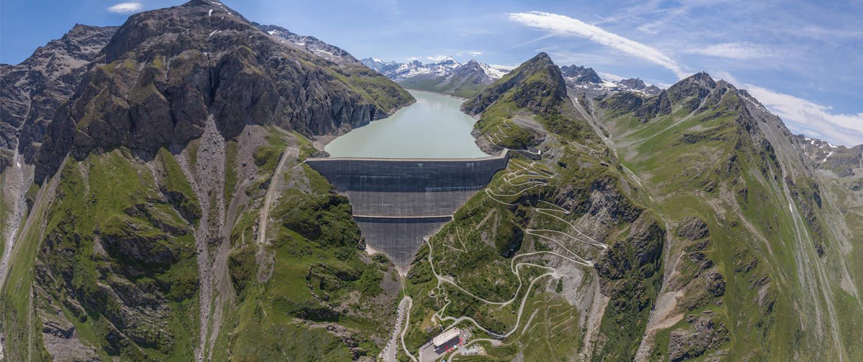 Barrage de la Grande Dixence en Valais, Suisse | Dixence Resort