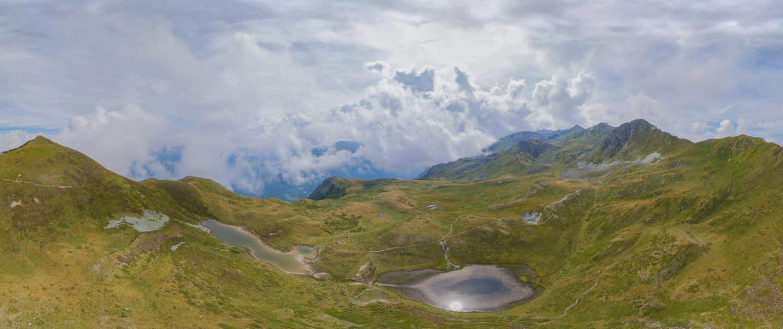 Les gouilles d'Essertze en Valais, Suisse | Dixence Resort