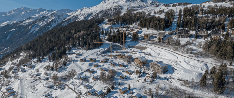 Station de montagne d'Hérémence en Valais | Dixence Resort