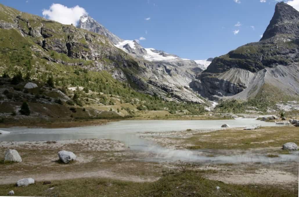 plaine alluviale Hérens